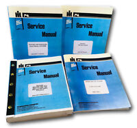 SET OF INTERNATIONAL 454 464 574 674 GAS TRACTOR SERVICE REPAIR SHOP MANUAL OEM