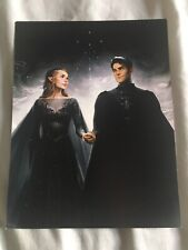 Charlie Bowater Feyre And Rhys Print (please Read Description)