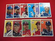 2000 Fleer Tradition Twizzlers baseball card set   12 cards  Ripken  McGwire
