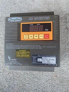 Dayton Electric 1XC95 1 HP AC Inverter