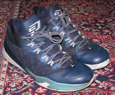 Nike Jordan CP3.V111 Men's 8 684855 407 Blue/Light Blue White - Gently Used