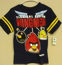 Epic Threads Angry Birds Tshirt, Navy, Youth Large