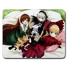 Rozen Maiden Suigintou Shinku Suiseiseki Mouse Pad Mat Mousepad - anime manga