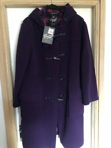 Ladies Gloverall Duffel Coat