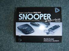 Nuevo Snooper SD815is gama larga Detector Radar/Laser