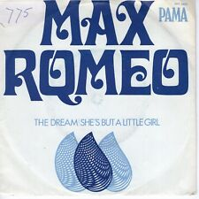 7inch MAX ROMEO the dream  HOLLAND EX/SOC  (S0089)