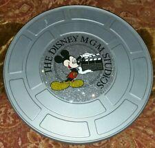 "Vintage Disney World ""THE DISNEY MGM STUDIOS"" Tin Film Container"