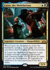 Guilds of Ravnica ~ LAZAV, THE MULTIFARIOUS mythic rare Magic Gathering card