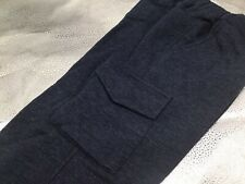 Boy's Athletic Fleece Cargo Pant Size M (8) by Starter