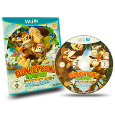 Nintendo Wii U Jeu Donkey Kong Country Tropical Freeze dans Emballage D'Origine