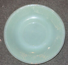 Reproduction Jadite color saucer