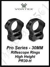 VORTEX OPTICS Pro Series 30MM Riflescope Rings  - High Height - PR30-H