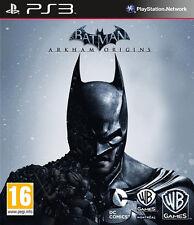 Batman Arkham Origins ~ PS3 (in Great Condition)