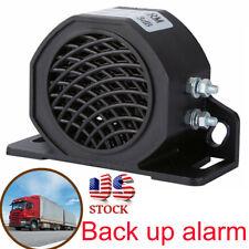 Universal Backup Warning Alarm 110dB Beeper Construction Truck Heavy Vehicle
