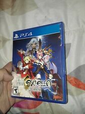 Fate/Extella: The Umbral Star (Sony PlayStation 4, 2016) PS4