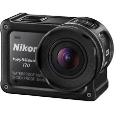 Nikon KeyMission 170 4K Action Camera with Built-in Wi-Fi & Bluetooth BRAND NEW!