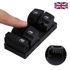 Black Front Driver Right Side Window Master Switch For AUDI A6 A3 Q7 4F0959851F