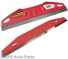"New 12"" & 24"" Decorators Straight Edge Ruler Metal Blade Wallpaper Painting Tool"