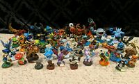 51 Piece Skylanders Lot Rares Legendary See Photos! Wii Xbox 360 PS3