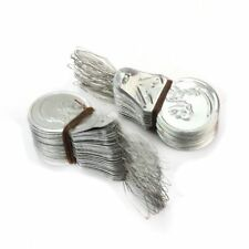 Needle Threader Stitch Insertion Accessories For Hand Sewing Machines 50 Pcs/Set