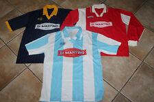 Lotto di Maglia Shirt Maillot Trikot Camiseta Società Sportiva Calcio Gragnano