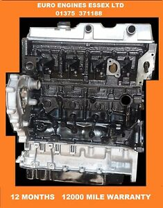 FORD  Transit Connect 1.8 D TDCi R2PA 76 hp Re-manufactured Engine 06-08