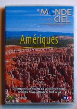 DVD LE MONDE VU DU CIEL - AMERIQUES - Pierre BROUWERS