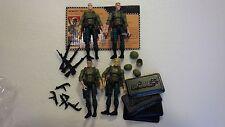 """Firefly vs G.I.Joe Troopers:2008 G.I.Joe Troopers(v1a-1d) : """"Green Shirts"""":100%"""