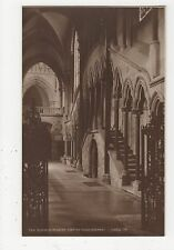 Beverley Minster, Chapter House Doorway, Judges 7912 Postcard, A955