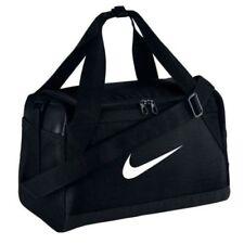Nike Brasilia Duffel Training Gym Bag Black BA5432-010 X-Small NEW