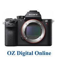 NEW Sony Alpha a7RII Mirrorless 42MP Camera Body a7R II Mark2 Mk 2 1 Yr AuWty