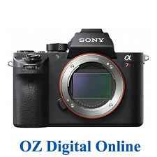 NEW Sony Alpha a7RII Mirrorless 42MP Camera Body a7R II Mark2 Mk 2 1 Yr AuWty