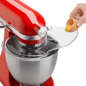 KitchenAid Pouring Shield for 3.5-Quart Artisan Mini Stand Mixers
