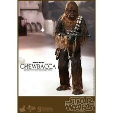 Hot Toys Ss902267 16 Scale Chewbacca Star Wars Episode 4 a Hope Movie Maste