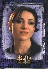 Buffy The Vampire Slayer Palz Exclusive Trading Card #13 Jenny Calendar