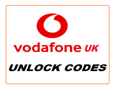Vodafone UK Huawei P Smart 2019 2018 UNLOCK CODE VODAFONE UK NETWORK FAST UNLOCK