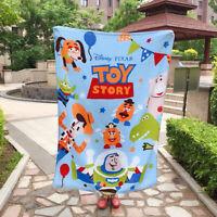 Toy Story 4 Wooddy Beach Towel Bath Towel 100% Cotton 100cm*140cm KIDS/ Adult