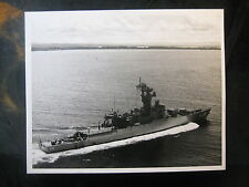 Vintage US Navy 8 x 10 Press Photo USS McCloy DE-1038 1965 Newport, RI 711