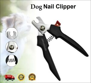Pet Nail Clippers Cat Dog Rabbit Sheep Animal Claw Trimmer Grooming Cutters UK