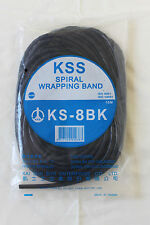 10 METRES Spiral Wrap Cable Binding 6 TO 30MM Hide Tidy Wire Tube Protection KSS