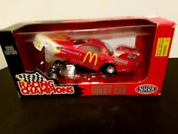 1996 NHRA MCDONALD'S FUNNY CAR 1/24 SCALE PREMIER EDITION BY RACING CHAMPIONS