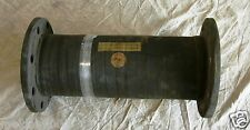 """NEW 5"""" FLANGED RUBBER FLEX JOINT HOSE PIPE FITTING 18-1/8"""" LONG"""