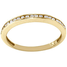 Natural 20 Diamond 9k 9ct 375 Solid Gold Ring - Bravo Jewellery