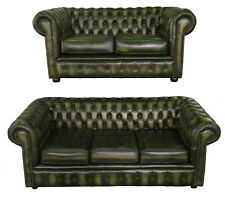 green leather sofas ebay rh ebay co uk Couches for Under 400
