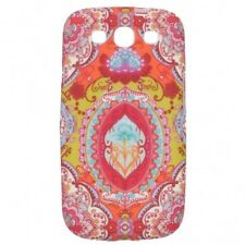 Oilily Mobile Phone Case Travel Lotus Galaxy SIII Red