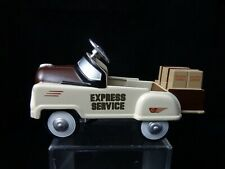 Golden Wheel Pedal Power Express Service Pedal Car