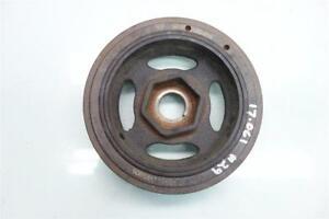 13 14 15 16 17 Honda Accord Harmonic Balancer Belt Crank Shaft Pulley 13810-5G0-