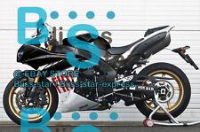 Black INJECTION Fairing Bodywork Fit Yamaha YZF-R1 2010 2009-2011 010 A3