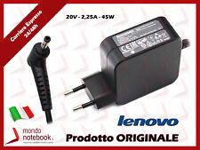 Lenovo AC Adapter 20v 2.25a - EU Plug