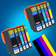 10 Ink Cartridge for Epson XP530 XP540 XP630 XP635 XP640 XP645 XP830 XP900